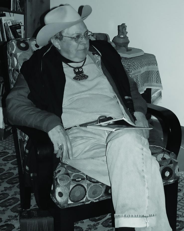 Jack Mueller Cowboy Hat- Danny Rosen